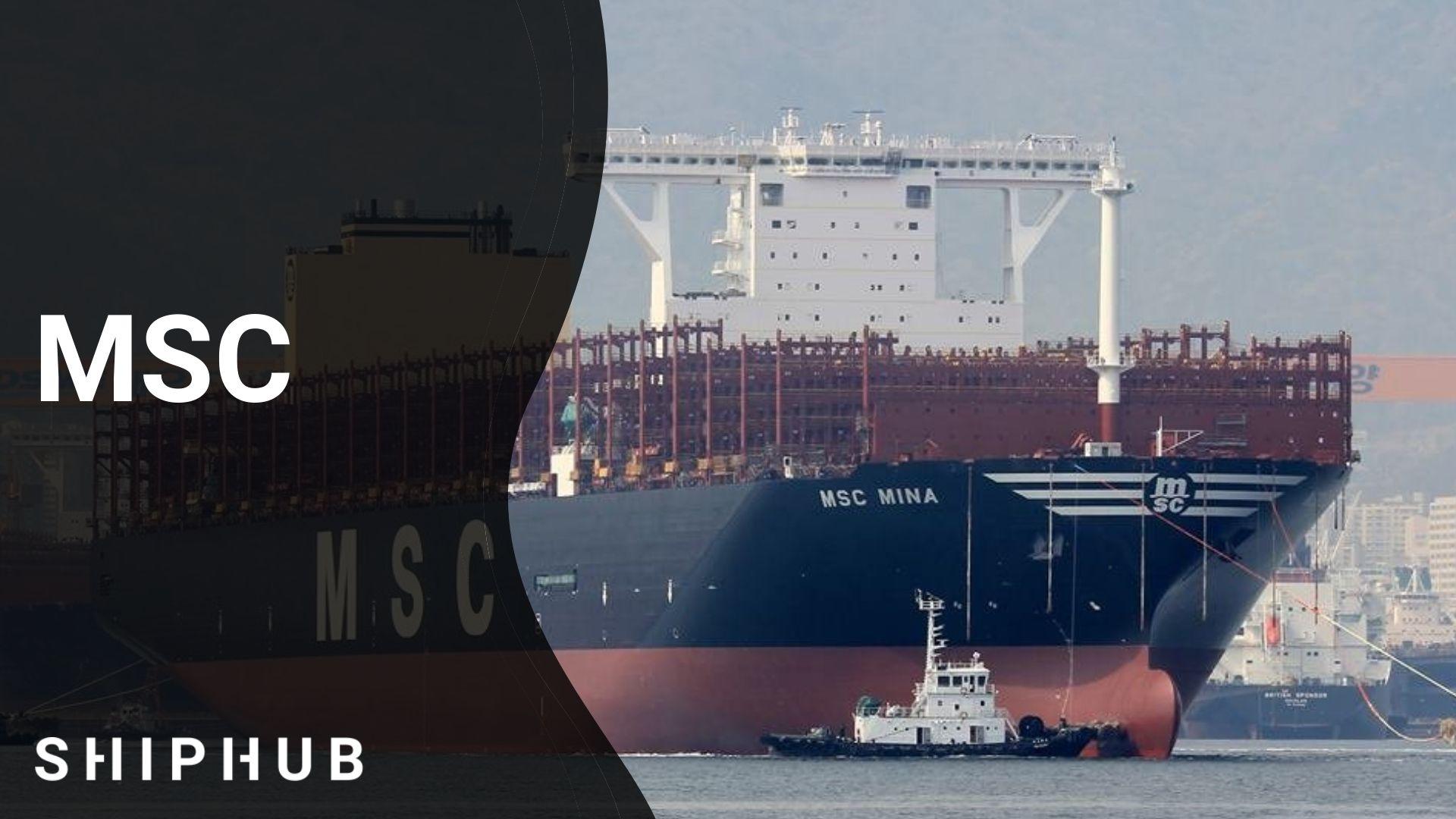 msc shipowner